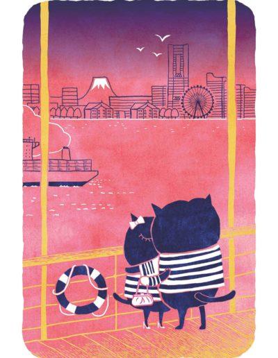 Image pour collection Pomme et Poil, cartes postales